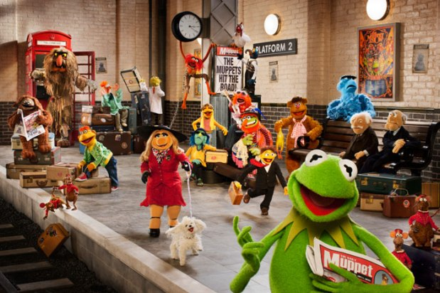 The Muppets... Again! First Look.