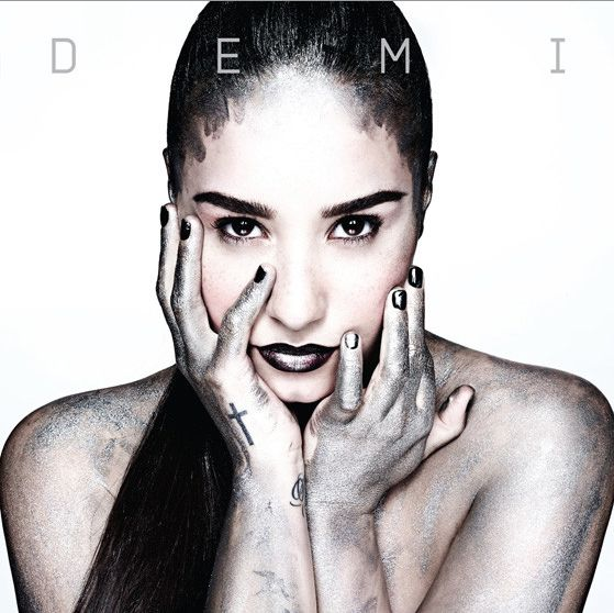 "Demi's brand new album ""DEMI"" comes out on May 10th."