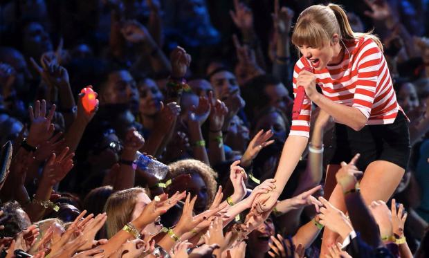 Taylor Swift concert New Zealand